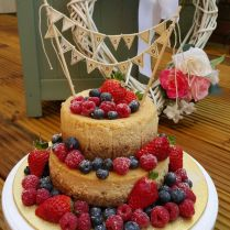 1000 Ideas About Wedding Cheesecake On Emasscraft Org