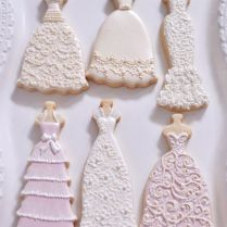 1000 Ideas About Wedding Dress Cookies On Emasscraft Org