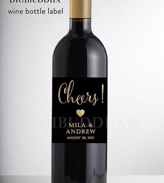 1000 Ideas About Wedding Wine Labels On Emasscraft Org