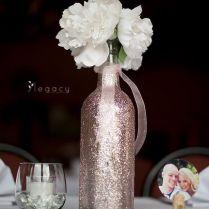 1000 Ideas About Wine Bottle Centerpieces On Emasscraft Org