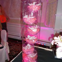 1000 Images About Blue & Pink Wedding Centerpieces On Emasscraft Org
