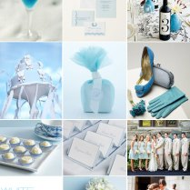 1000 Images About Blue And White Wedding Theme On Emasscraft Org