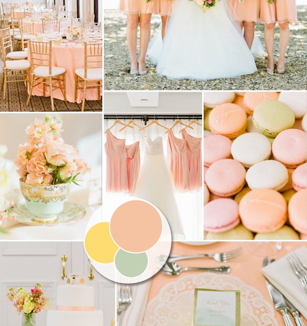 1000 Images About Boda Color Durazno On Emasscraft Org