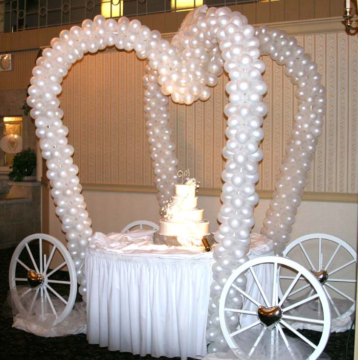 Carriage Decorations Wedding
