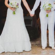 1000 Images About Lesbian Wedding Ideas On Emasscraft Org
