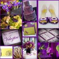 1000 Images About Purple & Yellow Wedding Decor On Emasscraft Org