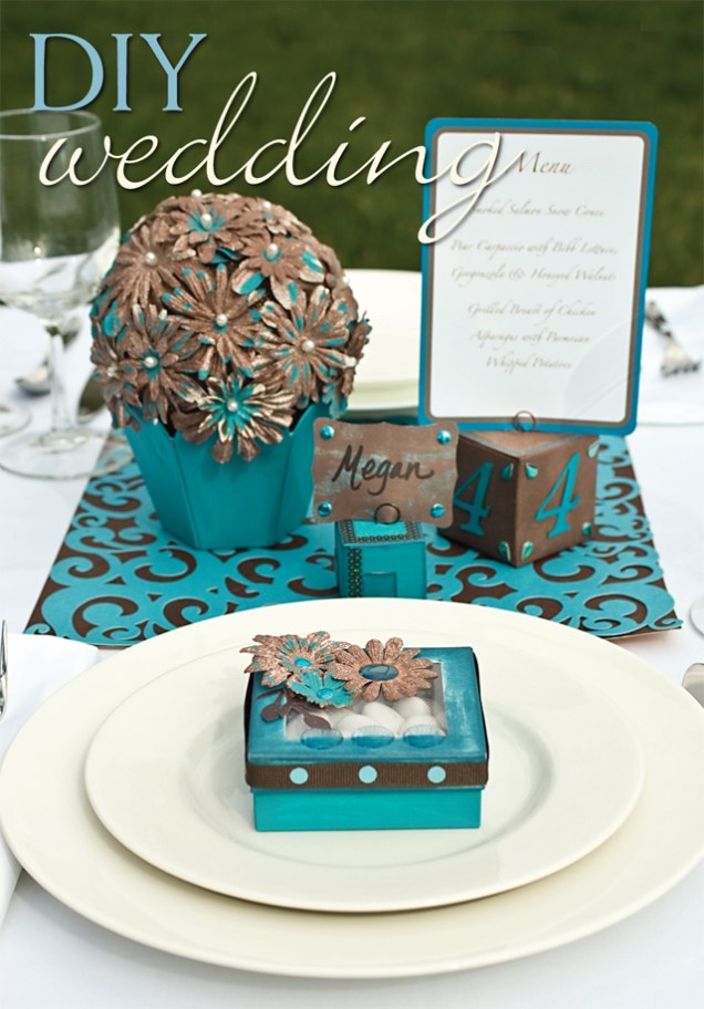 1000 Images About Turquoise And Brown Wedding Ideas On Emasscraft Org
