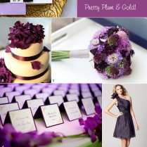 1000 Images About Wedding Plum And Gold On Emasscraft Org