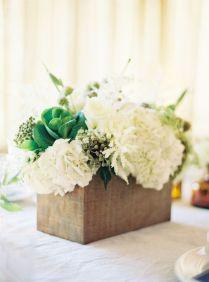 20 Best Wooden Box Wedding Centerpieces For Rustic Weddings