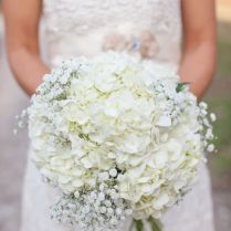 20 Classic Hydrangea Wedding Bouquets