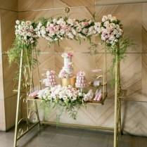 20 Inspiring Wedding Cake Display Tables