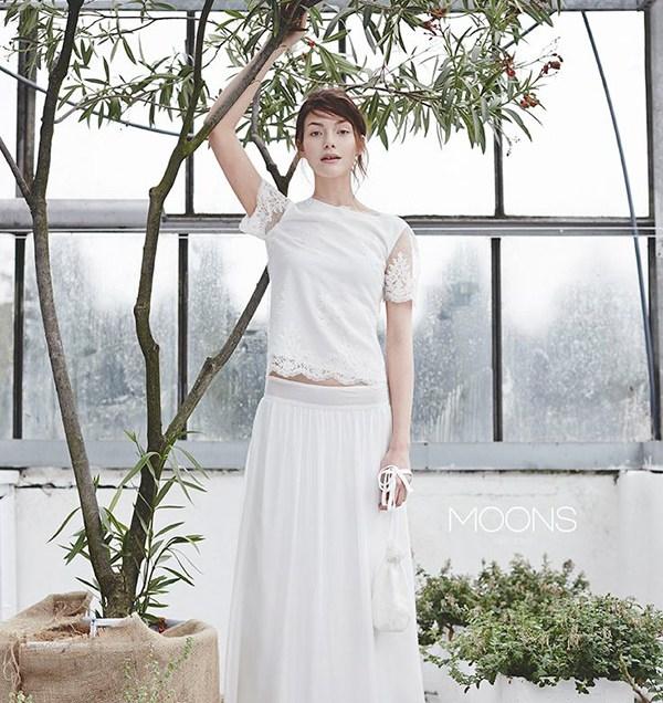 21 Effortlessly Beautiful Boho Wedding Dresses