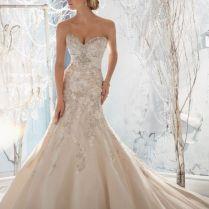 21 Wedding Dresses Mermaid With Bling