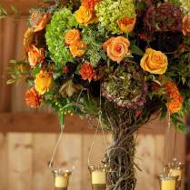 24 Best Ideas For Rustic Wedding Centerpieces (with Lots Of