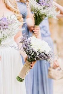 25 Lavender Wedding Bouquets, Favors And Centerpieces Ideas For