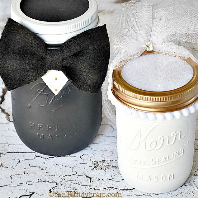 25 Magical Mason Jar Diy Projects {perfect For Weddings & More