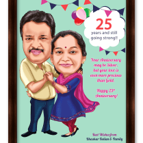 25th Wedding Anniversary Ideas For Mom And Dad