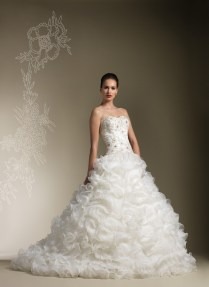 $299 99 2016 Ivory Fabulous Wedding Gown With Drape Satin And