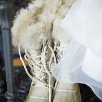 29 Awesome Winter Wedding Shoes And Boots You'll Love