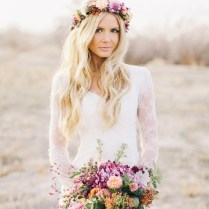 30 Gorgeous Lace Sleeve Wedding Dresses