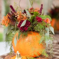 36 Awesome Outdoor Décor Fall Wedding Ideas
