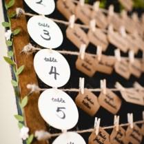 40 Creative Wedding Escort Cards Ideas