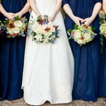 41 Pretty Navy Blue Wedding Ideas For 2016