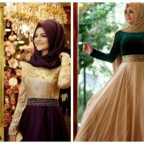 4 Fancy Wedding Abaya