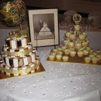 50th Wedding Anniversary Table Decoration Ideas On Decorations
