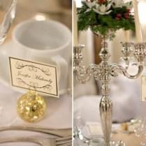 67 Winter Wedding Table Décor Ideas
