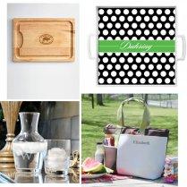 6 Lovely Gifts For The Bridal Shower Host