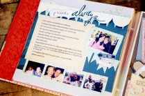 A Gift From The Bridesmaids And Maid Matron Of Honor, A Scrapbook