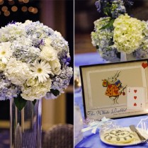 Alice In Wonderland Themed Wedding {miwa And Hideshi}