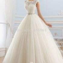 Aliexpress Com Buy Real Sample Ivory Princess Wedding Dresses