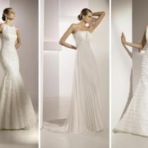 All Lace Wedding Dress With Boat Neck And Mermaid Skirt, From