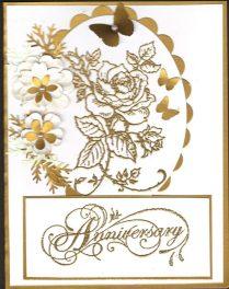 Anniversary 50th Wedding Anniversary Cards