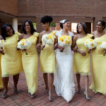 Ashley Jason Chapel Hill North Carolina Real Wedding