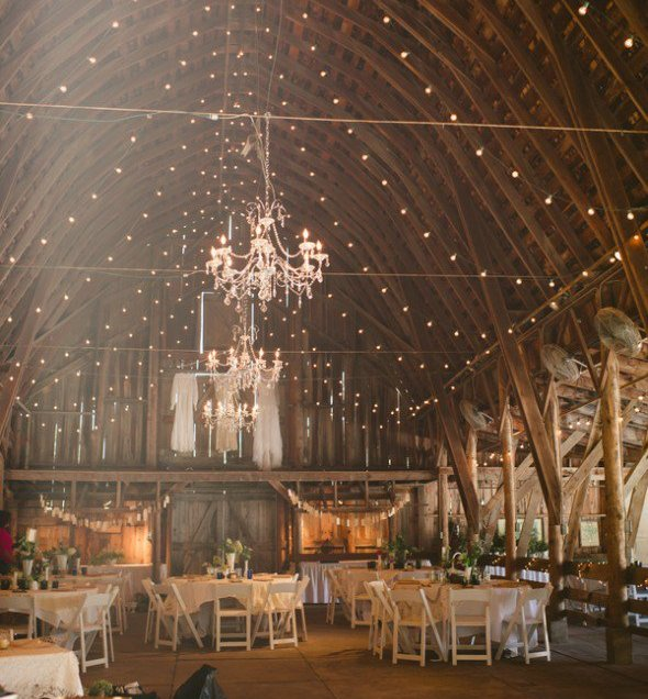 Barn Weddings, Barns And Chandeliers On Emasscraft Org