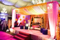 Beautiful Pakistani Wedding Stage Decoration Ideas 2016