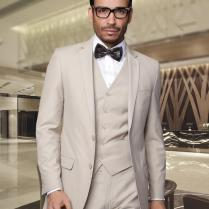 Beige Wedding Suits For Men