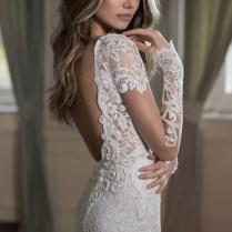 Berta Bridal Fall 2015 Wedding Dresses