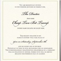 Best Wedding Invitation Wordings
