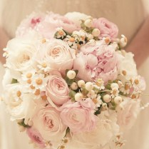 Blush Pink Wedding Bouquets Archives