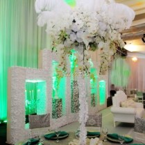 Bn Wedding Decor Great Gatsby Wedding In Nigeria By Red Diamond