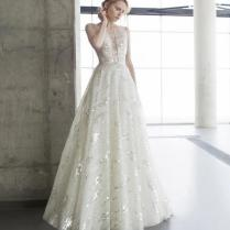 Bridal Runway Trends Modern Elegant Wedding Dresses