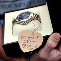 Bride & Groom Wedding Day Gifts