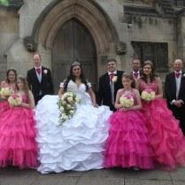 Bride Designs Her Own £6,000 Dress At The 'big Fat Gypsy Wedding