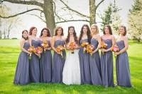 Country Fall Wedding Dress