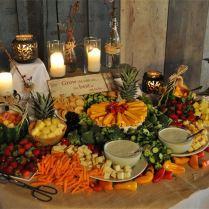 Buffet Ideas, Buffet And Veggies On Emasscraft Org