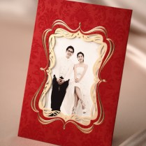 Buy 50 Pcs Lot Classical Style Wedding Invitation Event Card